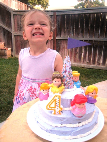 An Easy (Disney) Princess Cake You Can Make