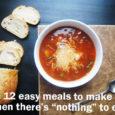 12 easy meals copy