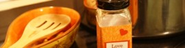 Love Spice Shaker