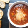 Vegetable beef minestrone