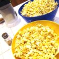 make cinnamon sugar popcorn
