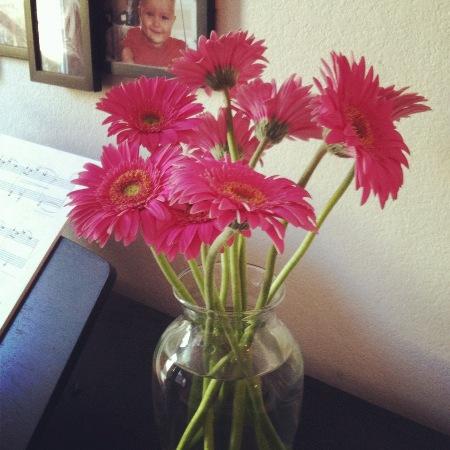 Enjoy Fresh Flowers