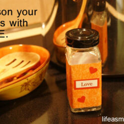 Season Your Meals with Love