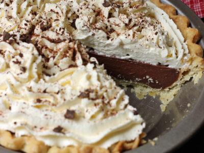Chocolate Cream Pie | Jessica Fisher