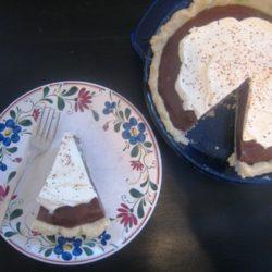 Homemade Chocolate Cream Pie (Ultimate Recipe Swap: Pies)