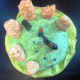 Pixar Brave birthday cake