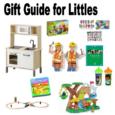 gift guide for littles