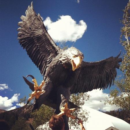 mammoth eagle