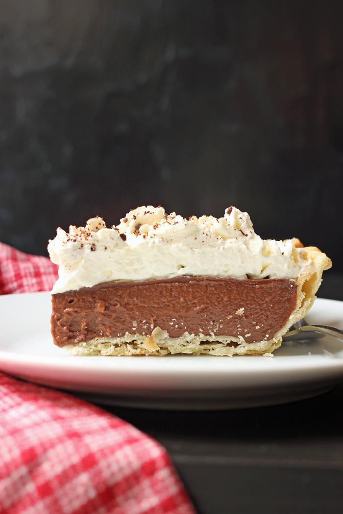 Homemade Chocolate Cream Pie Life As Mom Recipes