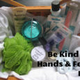 Be kind to hands and feet kit