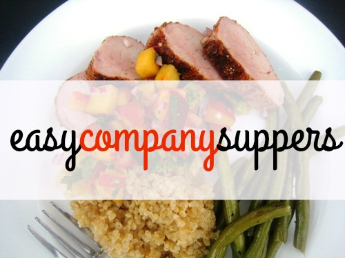 Easy Company Suppers | Life as Mom