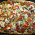 Goat Cheese Pizza 3