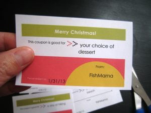 christmas coupons