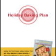 holiday baking plan free download