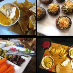 New Year's Feasting (Ultimate Recipe Swap)