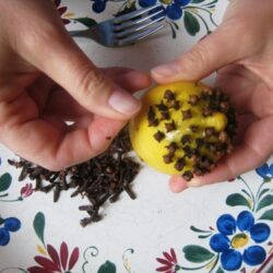 DIY on a Dime: Make a Citrus Pomander