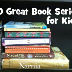10 Great Book Series for Kids – Perfect for Read Alouds