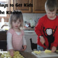 5 ways to get kids in the kitchen