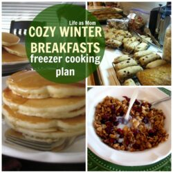 Cozy Winter Breakfasts | Life as Mom