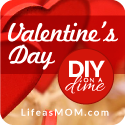 Valentines DIY on a Dimer