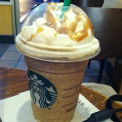 starbucks coffee frappuncino