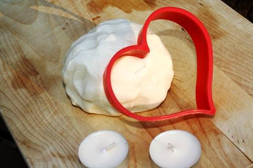 Heart Tealight Supplies