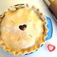 Put a little heart into it pie
