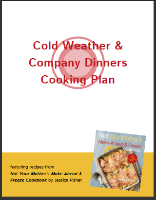 cold weather cooking plan