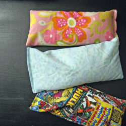 Microwaveable Heat Packs: DIY on a Dime