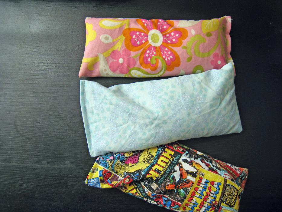 Microwaveable Heat Packs: DIY on a Dime | Life as Mom