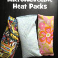 microwaveable heat packs