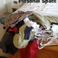 taking care of your personal space