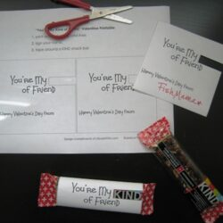 DIY on a Dime: You're My KIND of Friend Valentine Printable