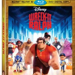 WreckItRalph Box Art