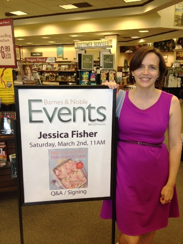 book event signing