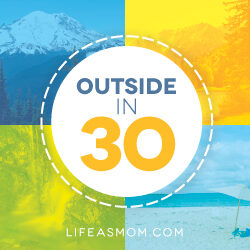 Outside in 30