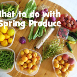 Eat Well and Spend Less with Spring Produce