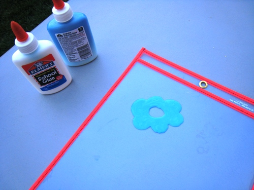 window cling suncatcher tutorial