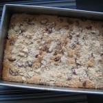 Banana Coffeecake with Pecanas