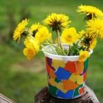 Buttercup Vase