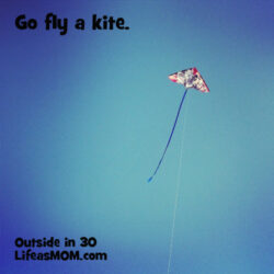 Get Out: Fly a Kite