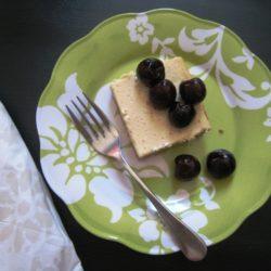 Honey Lemon Cheesecake Bars