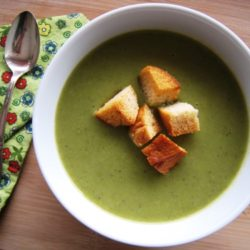 Asparagus Soup (Ultimate Recipe Swap: Spring Produce)