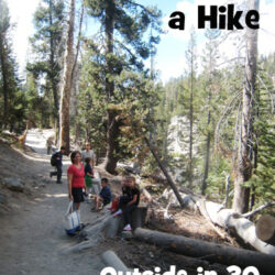 Get Out: Hiking with Children