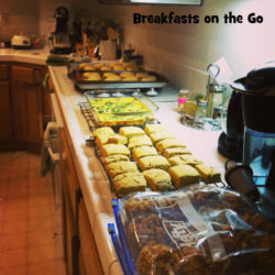 Breakfasts-on-the-Go (FREE Downloadable Freezer Cooking Plan)