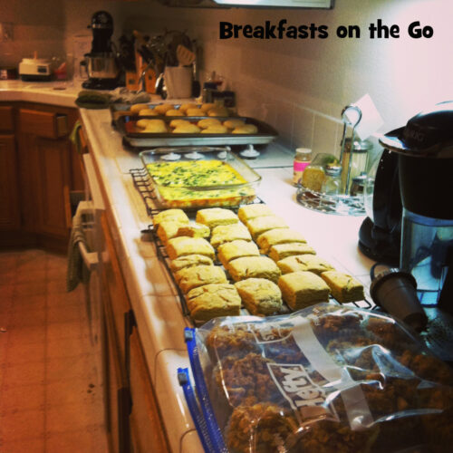 Freezer Cooking Plan & Grocery List (Breakfasts on the Go)   Life as MOM