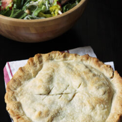 Homemade Chicken Pot Pie Recipe (Freezer-Friendly)