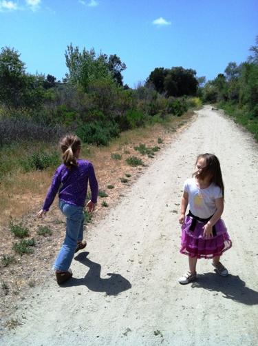 dance walking