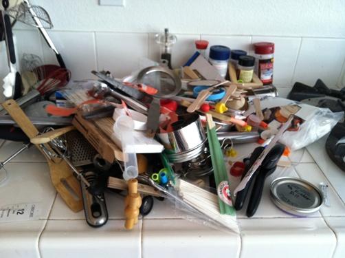 gadget drawer
