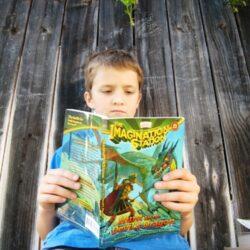 Prevent the Summer Slide in Reading
